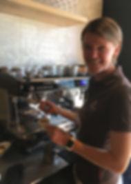 Qualitätskontrolle in der Cafe Lounge Wilen