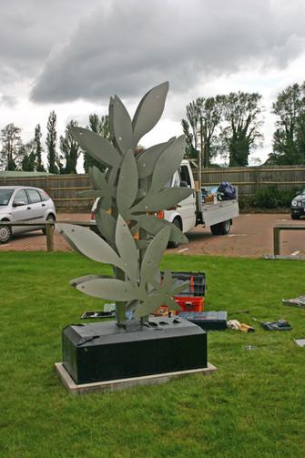 Installation at Greenhill