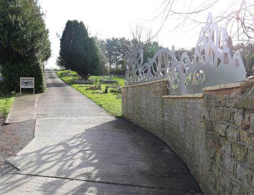 Cemetery drive