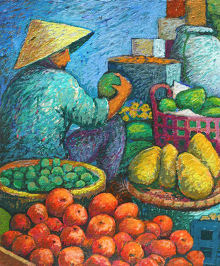 Oranges and Breadfruit