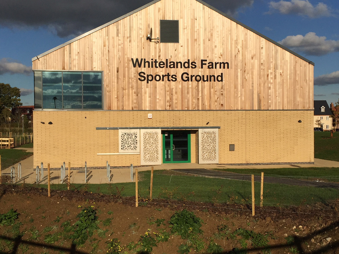 Whitelands Farm Sports Ground