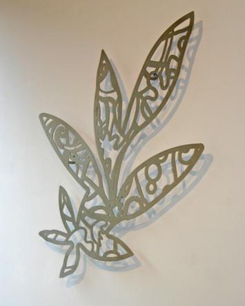 Filigree Leaves