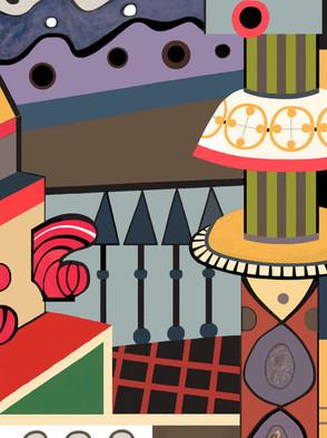 Decorative Detail 4