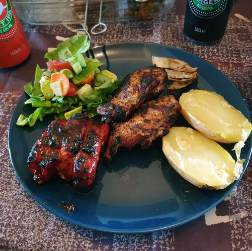 Chicken Shashlyk