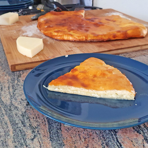 My Khachapuri Recipe