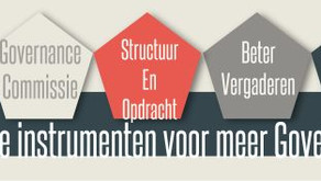 Red de Raad van Bestuur! Deel 5: 5 praktische instrumenten voor beter bestuur