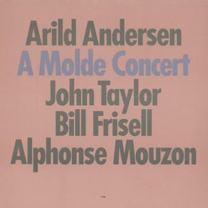 Tagreta, Arild Andersen, Bill Frisell, A Molde Concert ECM