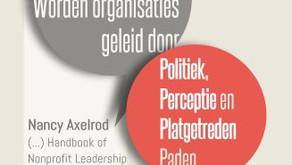Red De Raad van Bestuur! Deel 2: zonder governance zijn 3 P's aan de macht.
