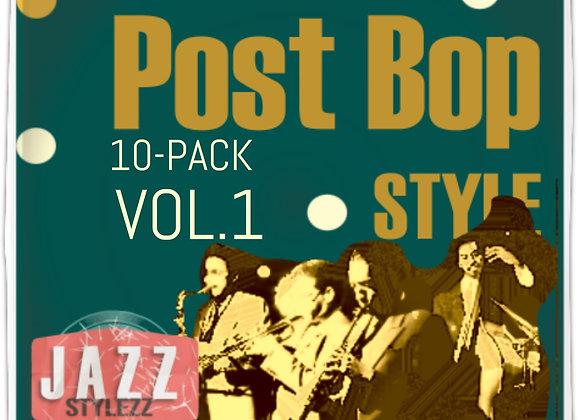 (post)Bop Pack 1