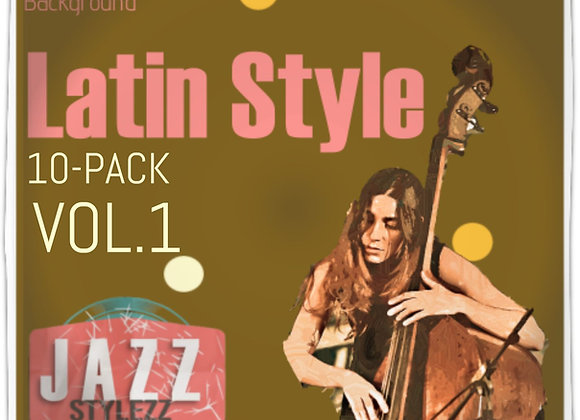 Latin style Pack 1