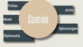 De 4 (5?) kernfuncties van Management: CONTROLE