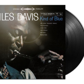 All Blues, from Miles Davis' Kind of Blue