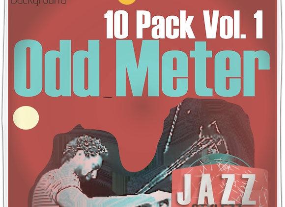 Odd Meter 10 Pack, Vol.1