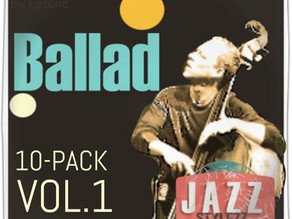 Overview of Ballad Pack 1