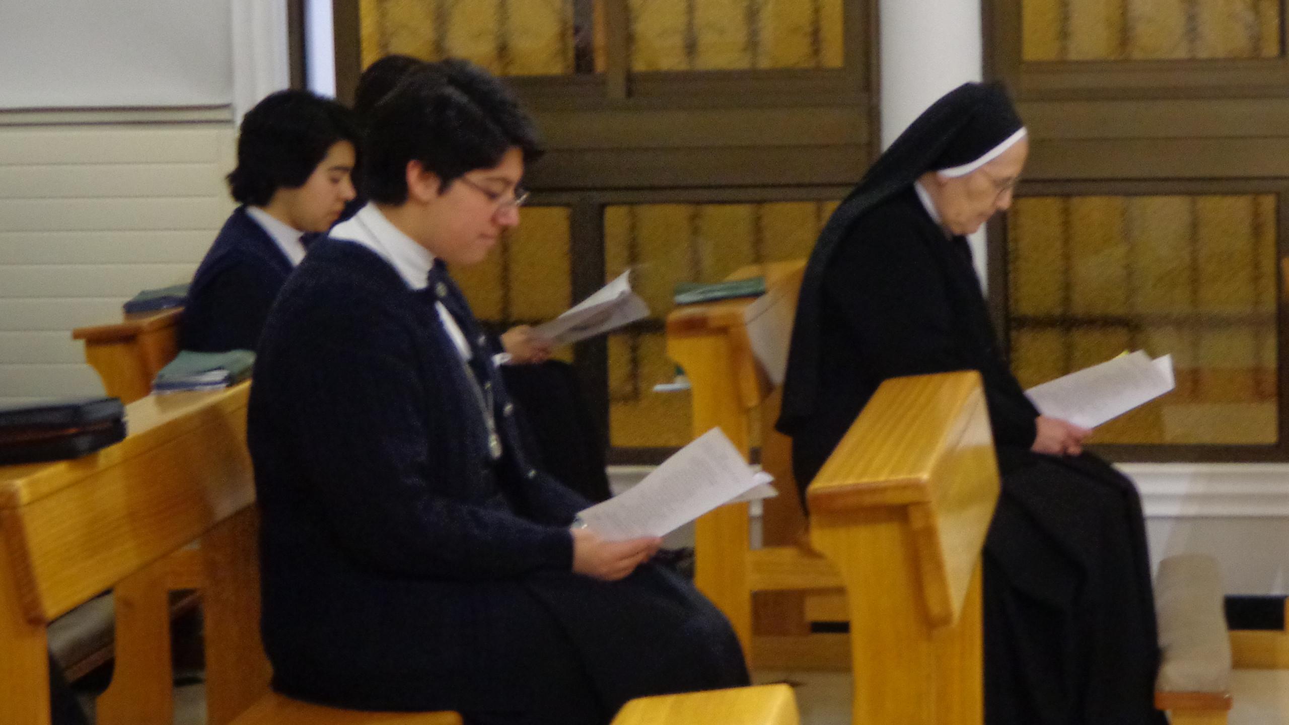 liturgia della consegna dell'abito
