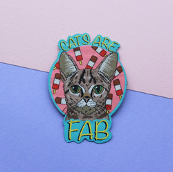 Cats Are Fab