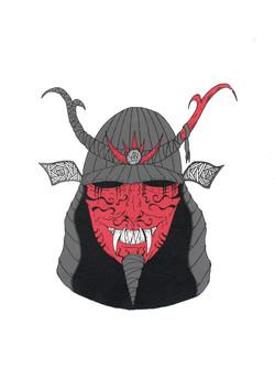 Masks Of Man - 2