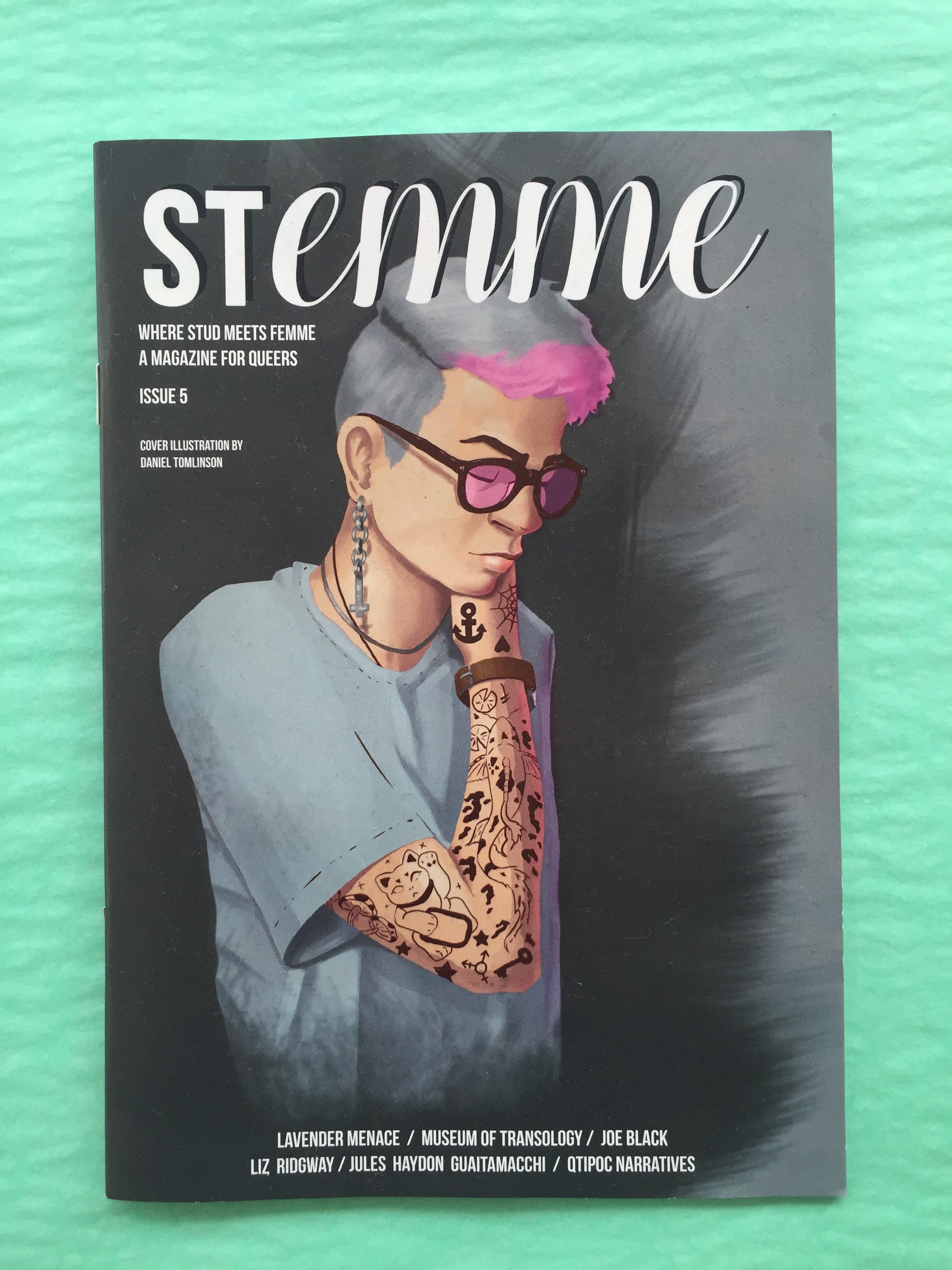 stemme cover