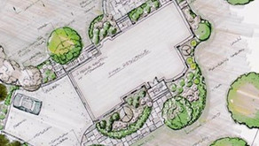 The benefits of a professionally designed landscape.