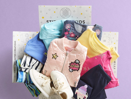 StitchFix for Kids is Here!