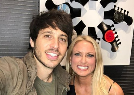 Morgan Evans Talks Day Drinking with Dr. Sarah