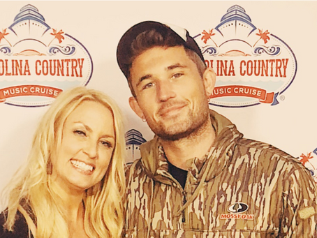 Michael Ray Talks with Dr Sarah Russo at The Carolina Country Music cruise