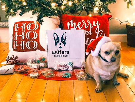 Wufers Cookie Boxes For Dogs Are Here!