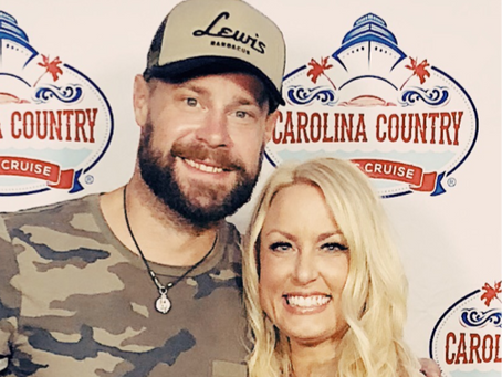 Lewis Brice at the Carolina Country Music Cruise