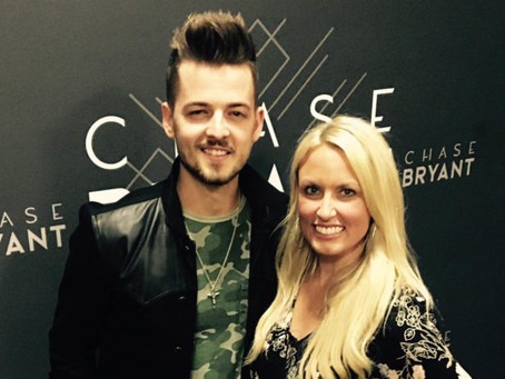 Chase Bryant Concert Review