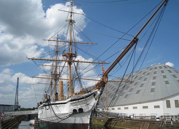 Chatham Dockyard, Salute the 40's: September 2021