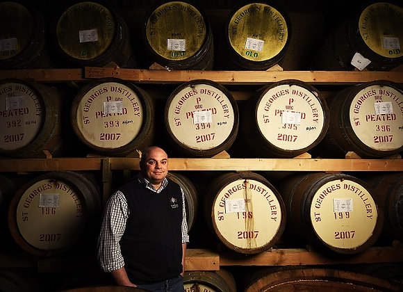 The English Whisky Company: October 2021