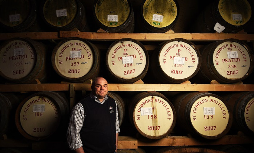 The English Whisky Company, Norfolk: October 2021