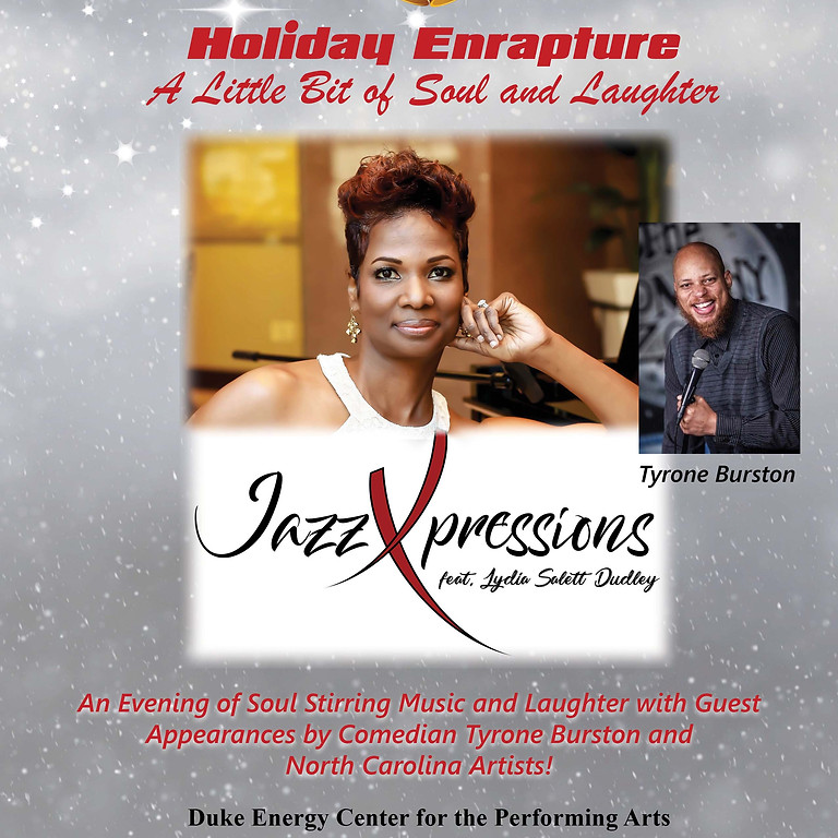 Holiday Enrapture! A Little bit of Soul and Laughter