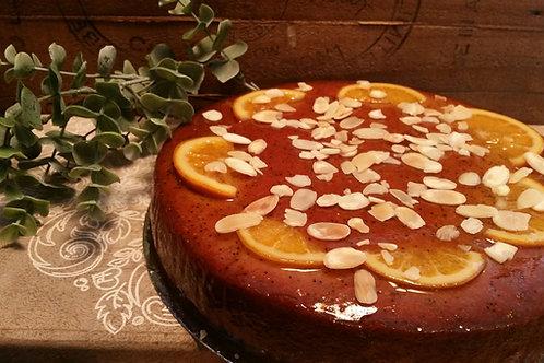 Orange & Poppyseed Cake