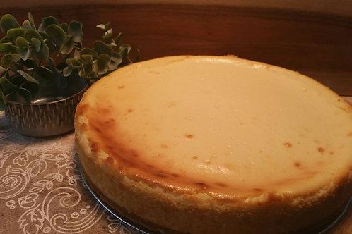 Baked New York Cheesecake