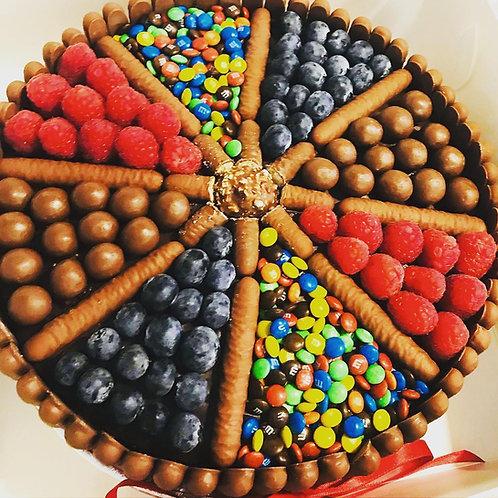 Lolly Box Cake