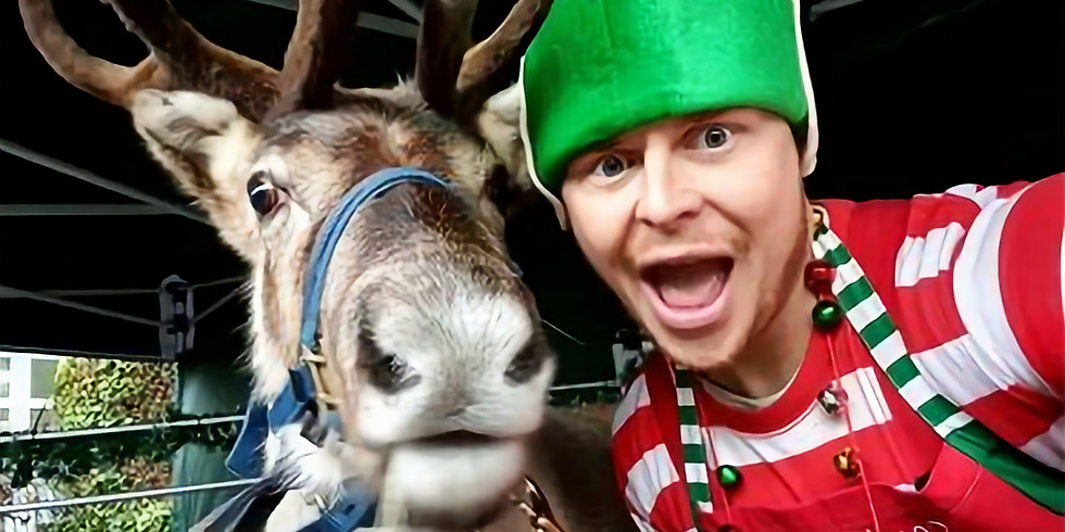 4TH December  Reindeer Encounter for up to 6 people