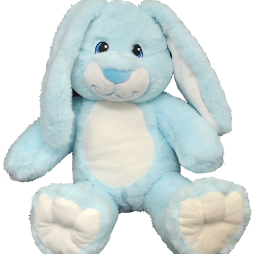 "Hoppity"" the Blue BunnyHoppity"