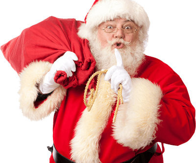 Santa update and Christmas announcement now out