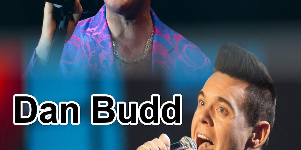 robbie williams tribute Dan Budd