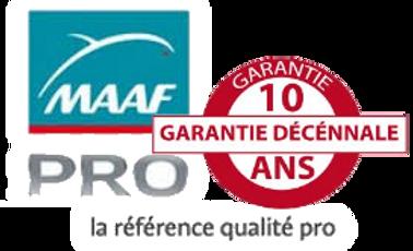 MAFF Pro Garantie Decennale de vos travaux de toiture de votre artisan Couvreur à Aix en Provence