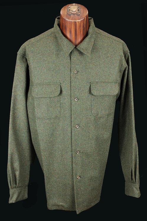 Pendleton Board Shirt Hunter Green #28172 Regular Fit