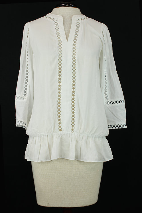 Esqualo White Blouse