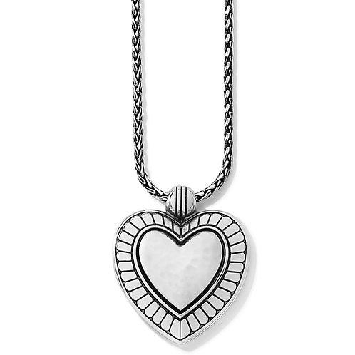 Brighton Big Sky Heart Necklace