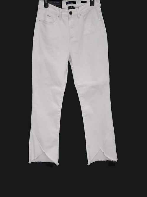 FDJ White Capris Pants