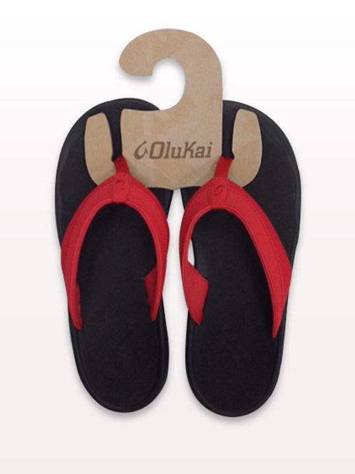 Women's Olukai Red Sandals