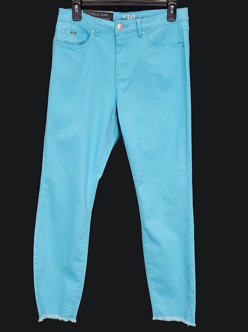 FDJ Baby Blue Denim Pants