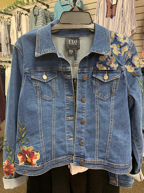 FDJ Denim Jacket