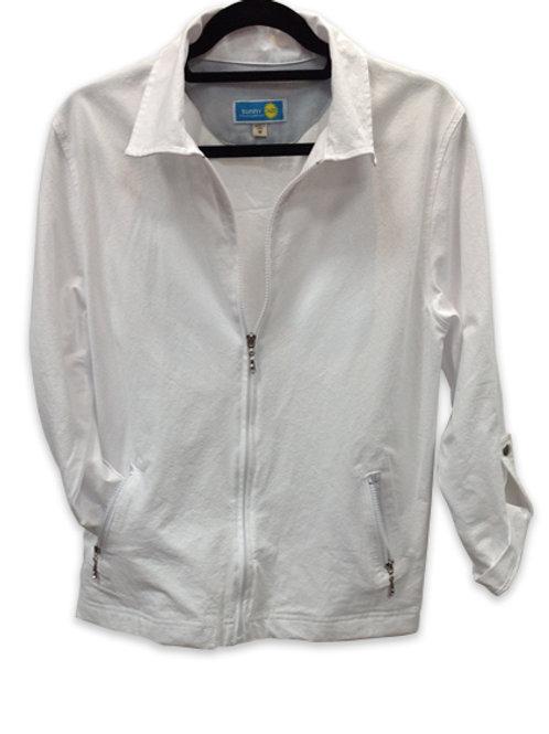 Sunny Daze White Jacket