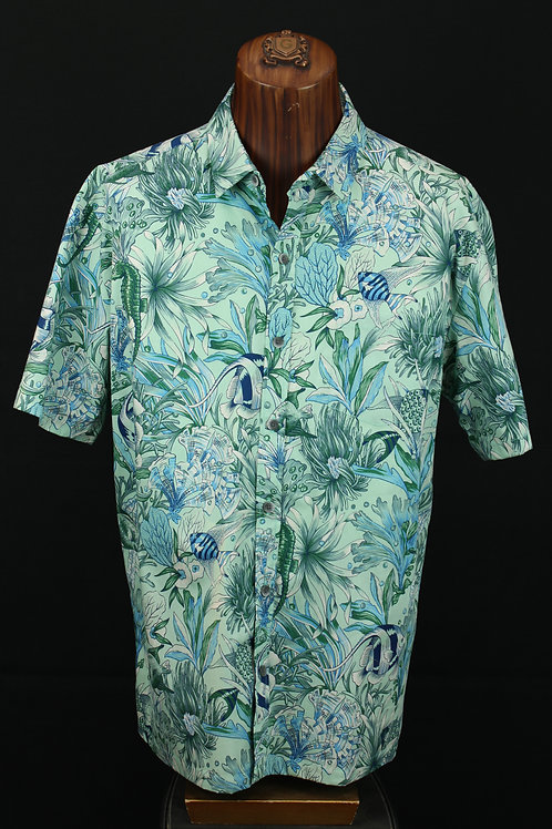 Kahala Seagrass Shirt